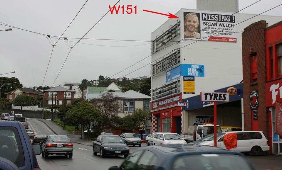 W151 302 TARANAKI STREET WELLINGTON