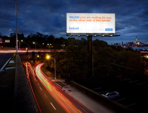 THE FUTURE SHINES BRIGHT FOR OUTDOOR ADVERTISING