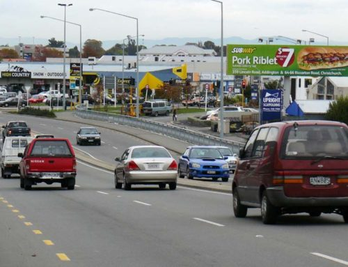 CH04 – BLENHEIM ROAD OVERBRIDGE, CHRISTCHURCH