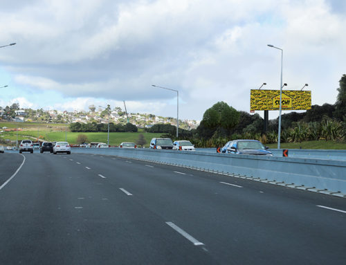 A303 NORTHERN MOTORWAY, AUCKLAND